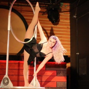 Duo Amira ~Dynamic Reflection~ - Aerialist in Vancouver, British Columbia
