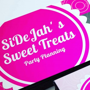 "SiDeJah""s Sweet Treats Party Planning - Caterer / Wedding Services in Brunswick, Georgia"