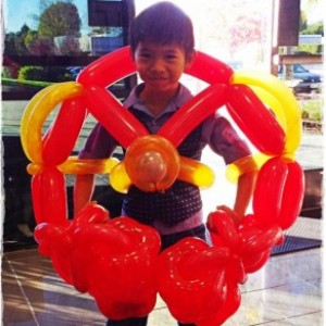 Sideshow Events - Balloon Twister in San Jose, California