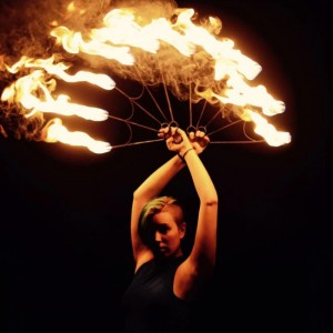 Sidy Kitty Entertainment - Fire Performer / Burlesque Entertainment in Los Angeles, California