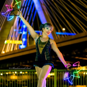 Siena Moon - Circus Artist - Circus Entertainment / Stilt Walker in Boston, Massachusetts