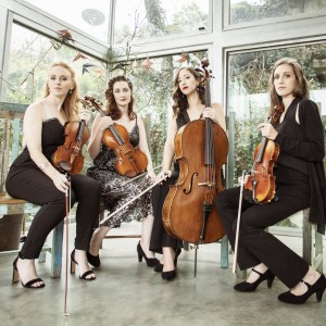 Sienna String Quartet - String Quartet in Austin, Texas