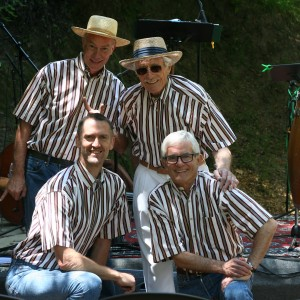 SIERRA GOLD (A Kingston Trio Harmony Folk Band) - Folk Band in San Rafael, California