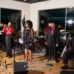 Silk e Smooth Show Band - Motown Group in Birmingham, Alabama