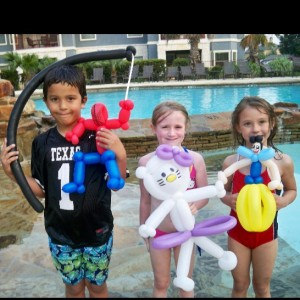 Silly Celebrations - Balloon Twister in San Antonio, Texas