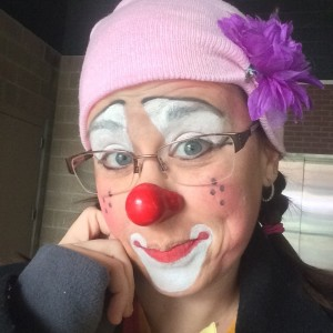 """Silly Lily Face Painting"" - Clown / Balloon Twister in Oklahoma City, Oklahoma"