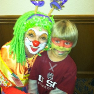 Silly Tillie the Clown - Face Painter / Halloween Party Entertainment in Fremont, Ohio