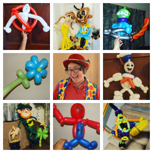 Silly Twister Balloons - Balloon Twister / Costumed Character in San Diego, California