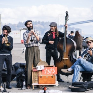 Silver Bell Jazz Band - Jazz Band in Oakland, California