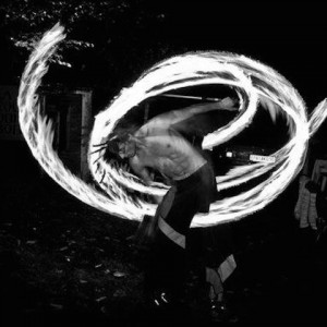 Silvere Fire - Fire Dancer / Dancer in Silver Spring, Maryland