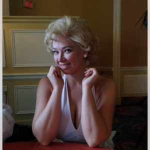 Sim Simma - Actress / Marilyn Monroe Impersonator in Toronto, Ontario