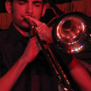 Simon Giavaras, Jazz Trombone/Electric Bass - Multi-Instrumentalist / Brass Musician in Des Plaines, Illinois