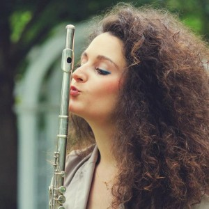 """simona"" - Flute Player in Conway, Arkansas"