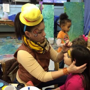 Simple Dimple - Face Painter in New York City, New York