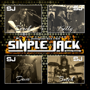 Simple Jack - Cover Band / Wedding Musicians in Brandon, Manitoba