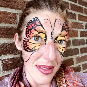 SimpLeigh Painted - Face Painter in Morgantown, West Virginia