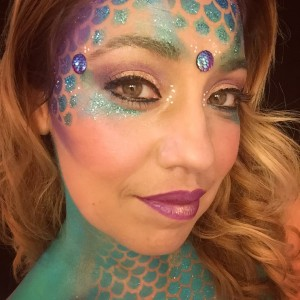 Simply Artsy Face Painting - Face Painter / Halloween Party Entertainment in Burlingame, California