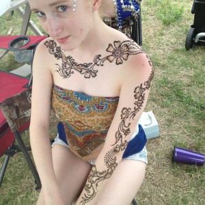 Simply Henna - Henna Tattoo Artist / Body Painter in Richmond, Texas
