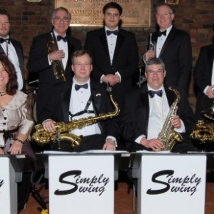 Simply Swing - Big Band / 1940s Era Entertainment in Newington, Connecticut