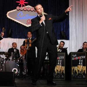 Miami Crooner - Frank Sinatra Impersonator / Tribute Band in Miami, Florida