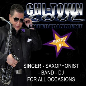 Singer/Saxophonist/DJ/MC/Band Leader Rick Parma - Saxophone Player in Cerritos, California
