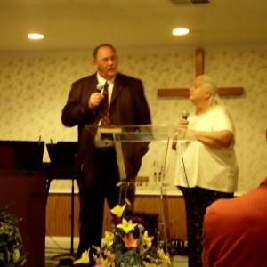 Singing His Praises Ministry