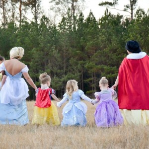 Singing Princesses and Pirate Parties - Princess Party / Children's Party Entertainment in Augusta, Georgia