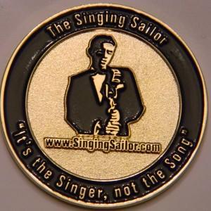 """Singing Sailor""Jersey Boy Music-Sinatra & Friends"