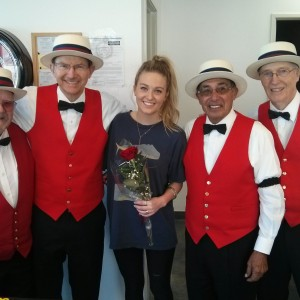 Singing Valentines - Barbershop Quartet / Singing Group in Fullerton, California