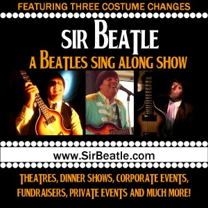Sir Beatle- Beatles Sing Along Show - Beatles Tribute Band / Classic Rock Band in Cherry Hill, New Jersey
