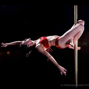 Sirens of the North - Aerialist in Fort Collins, Colorado