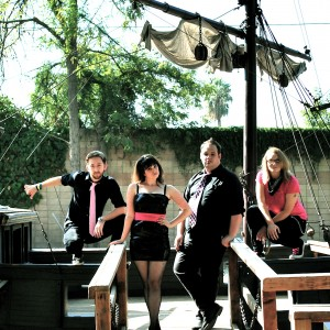SirenSinging - Party Band / Prom Entertainment in Fresno, California