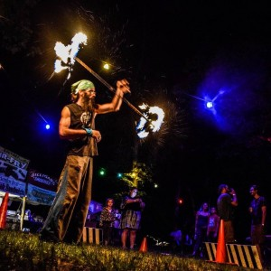 Sirkus Dayz  - Fire Performer in Fairmont, West Virginia
