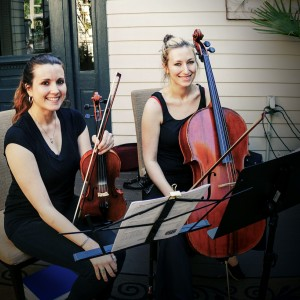 Sister Strings - Classical Duo in Columbia, South Carolina
