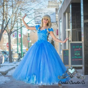 Arendal Character Co - Princess Party in Bloomington, Indiana