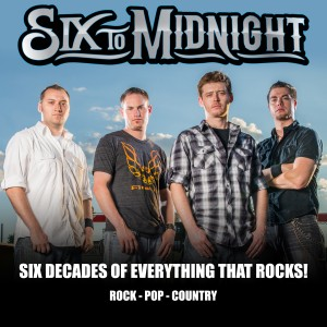 Six to Midnight - Cover Band / College Entertainment in St Paul, Minnesota