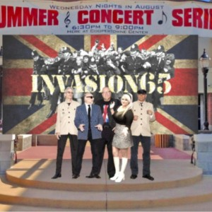 INVASION65 - 1960s Era Entertainment / Beatles Tribute Band in Cherry Hill, New Jersey