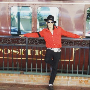 SJ - MJ Lives On - Michael Jackson Impersonator in Las Vegas, Nevada