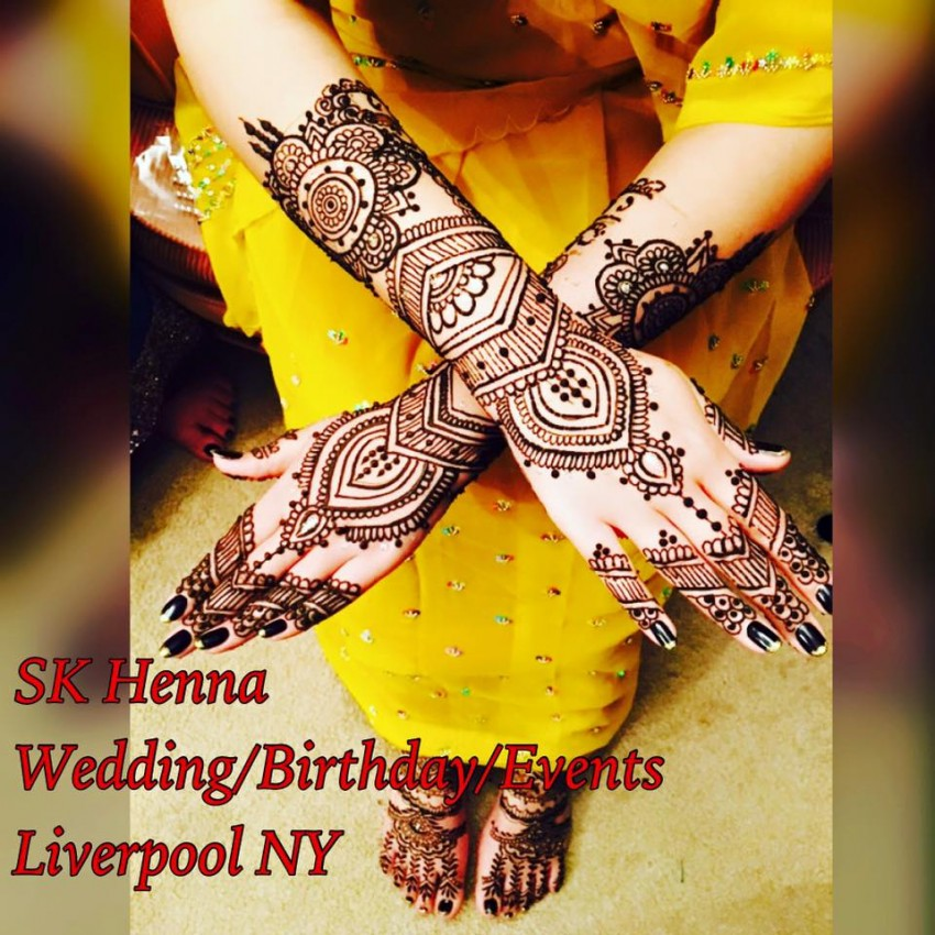 Henna Tattoo Artist Rental: Henna Tattoo Artist In Liverpool, New York