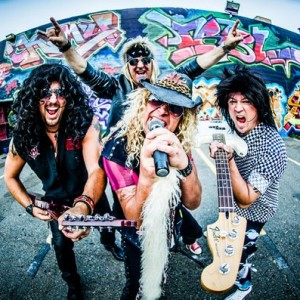 Skid Roses - 1980s Era Entertainment / Bon Jovi Tribute Band in Sacramento, California