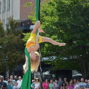 Aerial Sky Ballerina - Flair Bartender / Corporate Event Entertainment in Naples, Florida