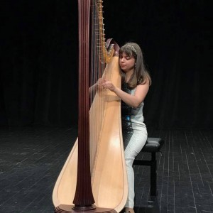 Skyla Budd - Harpist in Long Island, New York