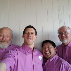 Daybreak Quartet - Barbershop Quartet / A Cappella Group in Tucson, Arizona
