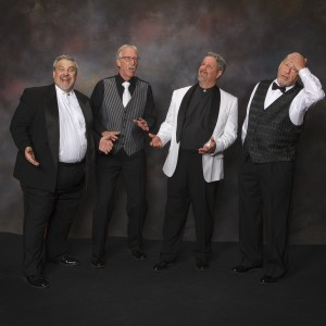 S.L.E.D. Quartet - Barbershop Quartet in Houston, Texas
