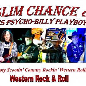 """Slim Chance & his Psychobilly Playboys"""