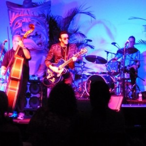 Slip and the Spinouts - Rockabilly Band / Swing Band in Fort Lauderdale, Florida