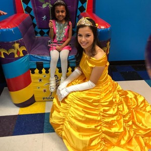 Slumber Parties and More - Princess Party in Cary, North Carolina