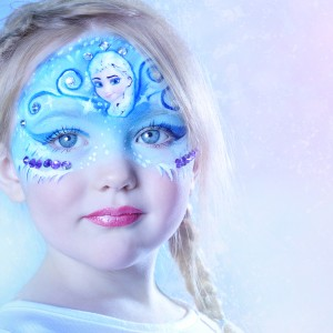 Zina Lavut Professional Face Painter & Make Up Artist - Mobile Spa / Wedding Services in Waterloo, Ontario