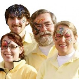 SmileyOrca Face Painting - Face Painter / Makeup Artist in Santa Cruz, California