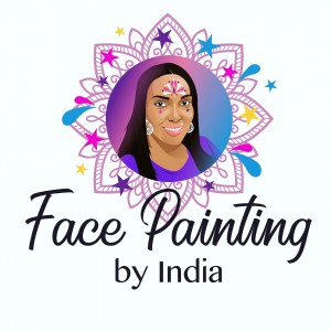 Face Painting by India